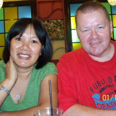 Bob & Feyma Martin, owners of WowPhilippines