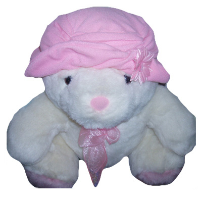 Bonnet-Large-Teddy-Bear