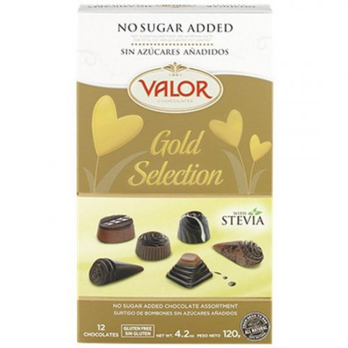 Valor Chocolates Gold Selection 120g
